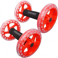 Power System posilovací kolečko Twin Core AB Wheels