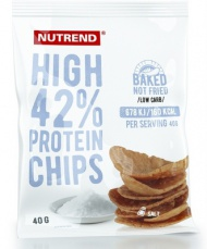 Nutrend High Protein Chips 40g