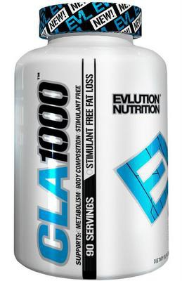 EVLution Nutrition CLA 1000 180 kapslí