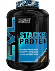 EVLution Nutrition Stacked Protein 1800g