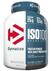 Dymatize Iso 100 Hydrolyzed Whey Protein Isolate 2200 g