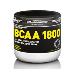 SizeAndSymmetry BCAA 1800 150 tablet VÝPRODEJ