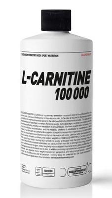 SizeAndSymmetry L-Carnitine 100 000 1000 ml - grep PROŠLÉ DMT 10.2019