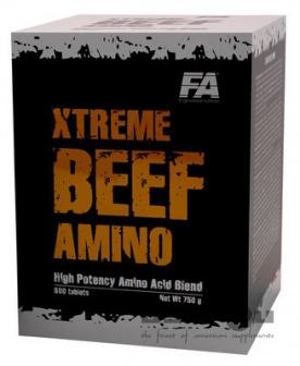 FA Xtreme Beef Amino 300 tablet PROŠLÉ DMT