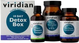Viridian 10 Day Detox Box