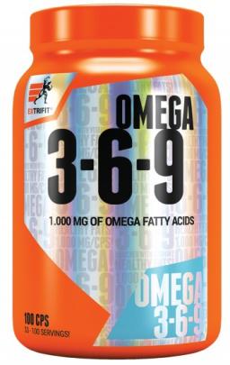 Extrifit Omega 3-6-9 100 kapslí