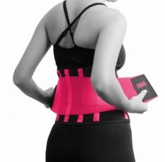 MAD MAX Slimming Belt MFA277 růžová