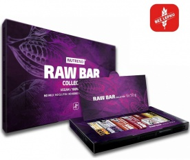 Nutrend Raw Bar Collection 6x50 g