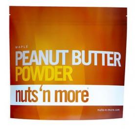 Nuts 'N More Arašídové máslo v prášku 284 g