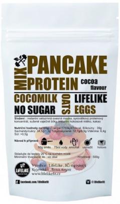 Lifelike Protein Pancake 500g