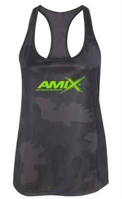 Amix Dámské tílko camo black