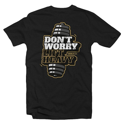1fc2caf6f30 BiotechUSA tričko Don t worry