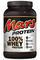 Mars 100% Whey Protein Powder 1800g
