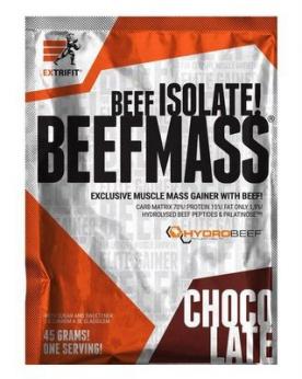 Extrifit BeefMass® 45 g - čokoláda