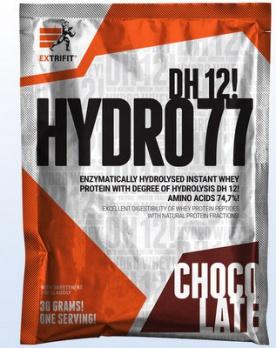 Extrifit Hydro 77 DH12 30g - čokoláda
