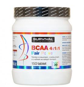 Survival BCAA 4:1:1 Fair Power 150 tablet