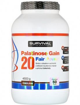 Survival Palatinose Gain 20 Fair Power 4500g