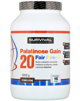 Survival Palatinose Gain 20 Fair Power 1200g