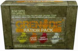 Grenade Ration Pack 120 kapslí