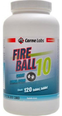 Carne Labs Fireball 10 120 tablet