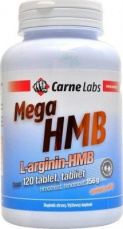 Carne Labs Mega HMB L- Arginin 120 tablet