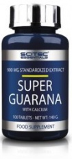 Scitec Super Guarana 100 tablet
