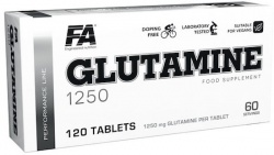FA Glutamine 1250 120 tablet
