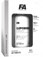 FA LipoBurn 60 tablet