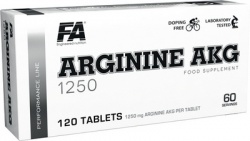 FA Arginine AKG 120 tablet