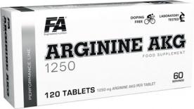 FA Arginine AKG 1250 120 tablet
