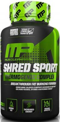 MusclePharm Shred Sport 60 kapslí