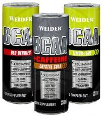Weider BCAA + caffeine 250 ml PROŠLÉ DMT