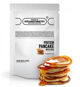 SizeAndSymmetry Protein Pancake s CHIA 700 g
