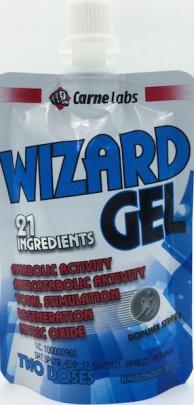Carne Labs Wizard Gel 80 g