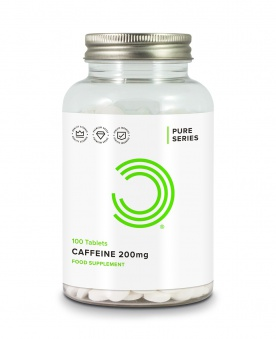 Bulk Powders Caffeine 200mg