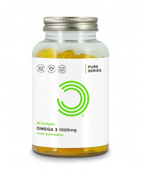 Bulk Powders Omega 3 1000mg