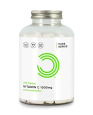 Bulk Powders Vitamin C 1000mg