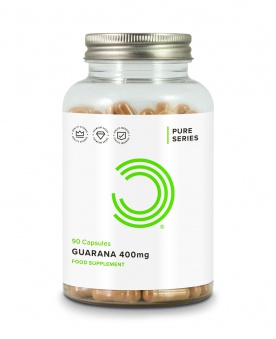 Bulk Powders Guarana 400mg 90 kapslí