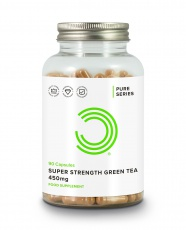 Bulk Powders Super Strength Green Tea 450mg - 90 kapslí