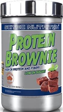 Scitec Protein Brownie 750g čokoláda