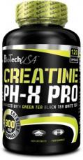 BioTechUSA Creatine pH-X PRO 120 kapslí