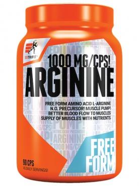 Extrifit Arginin 1000 mg 90 kapslí