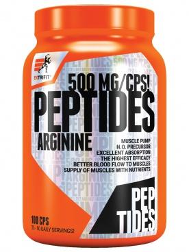 Extrifit Arginine Peptides 500mg 100 kapslí