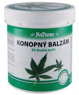 MedPharma Konopný balzám 250 ml