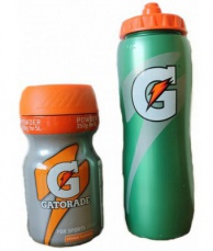 Gatorade Powder 350 g + Gatorade Bidon 900 ml