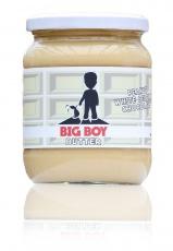 BiGBOY Arašídový krém s bílou čokoládou 550 g PROŠLÉ DMT 20.1.2021
