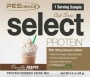 PEScience Select Protein Cafe Series US 28 g