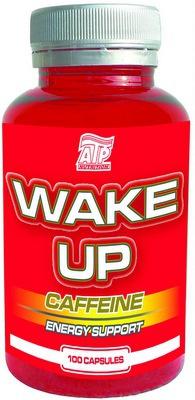 ATP Wake Up Caffeine 100 kapslí PROŠLÉ DMT