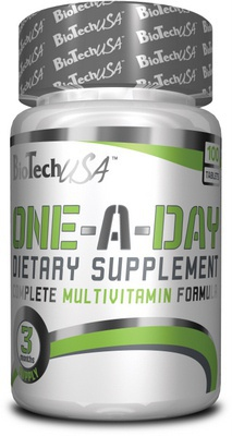 BioTechUSA One-a-Day 100 tablet