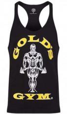 Gold's Gym pánské tílko černé